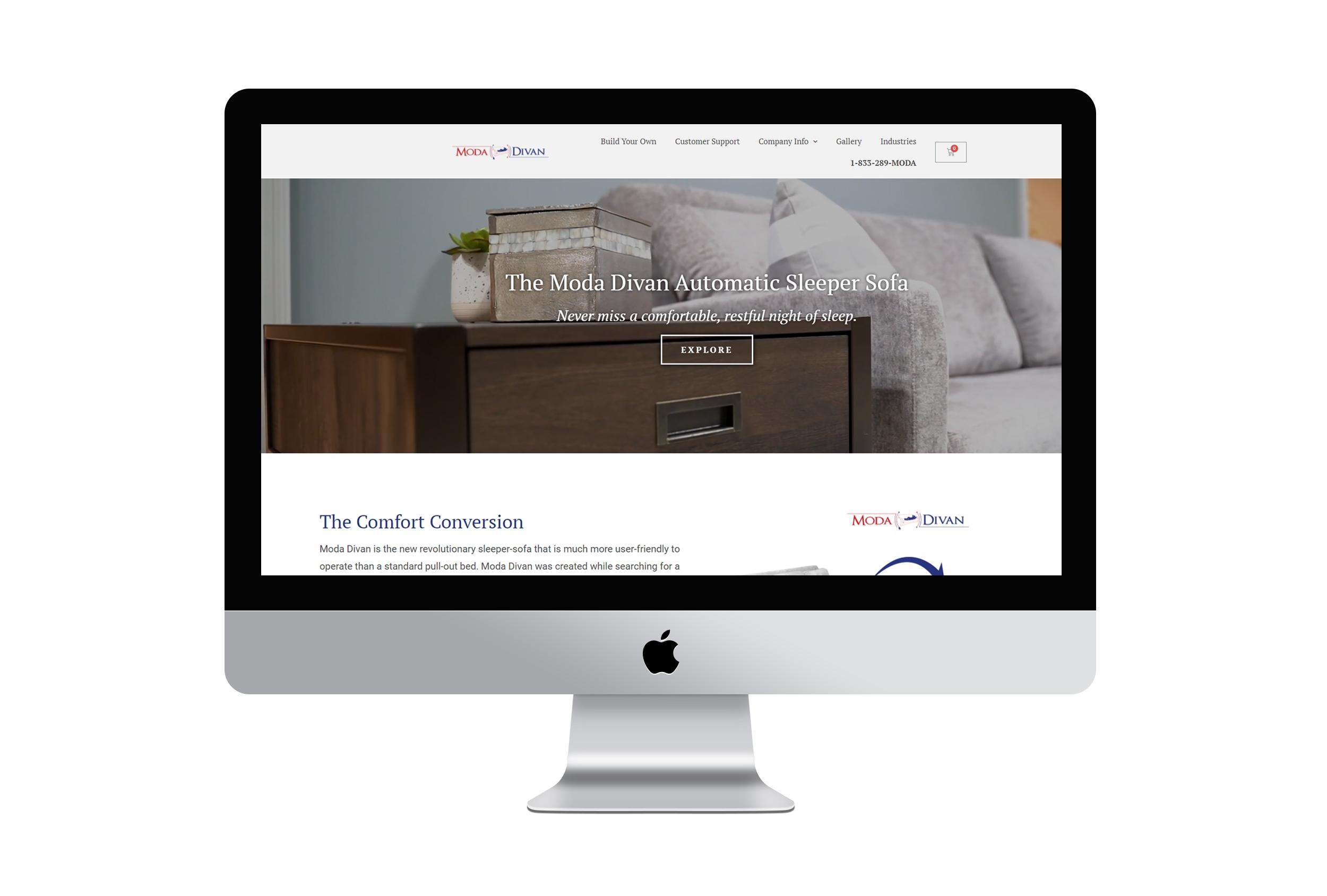 EveryDayEspo - Moda Divan Website