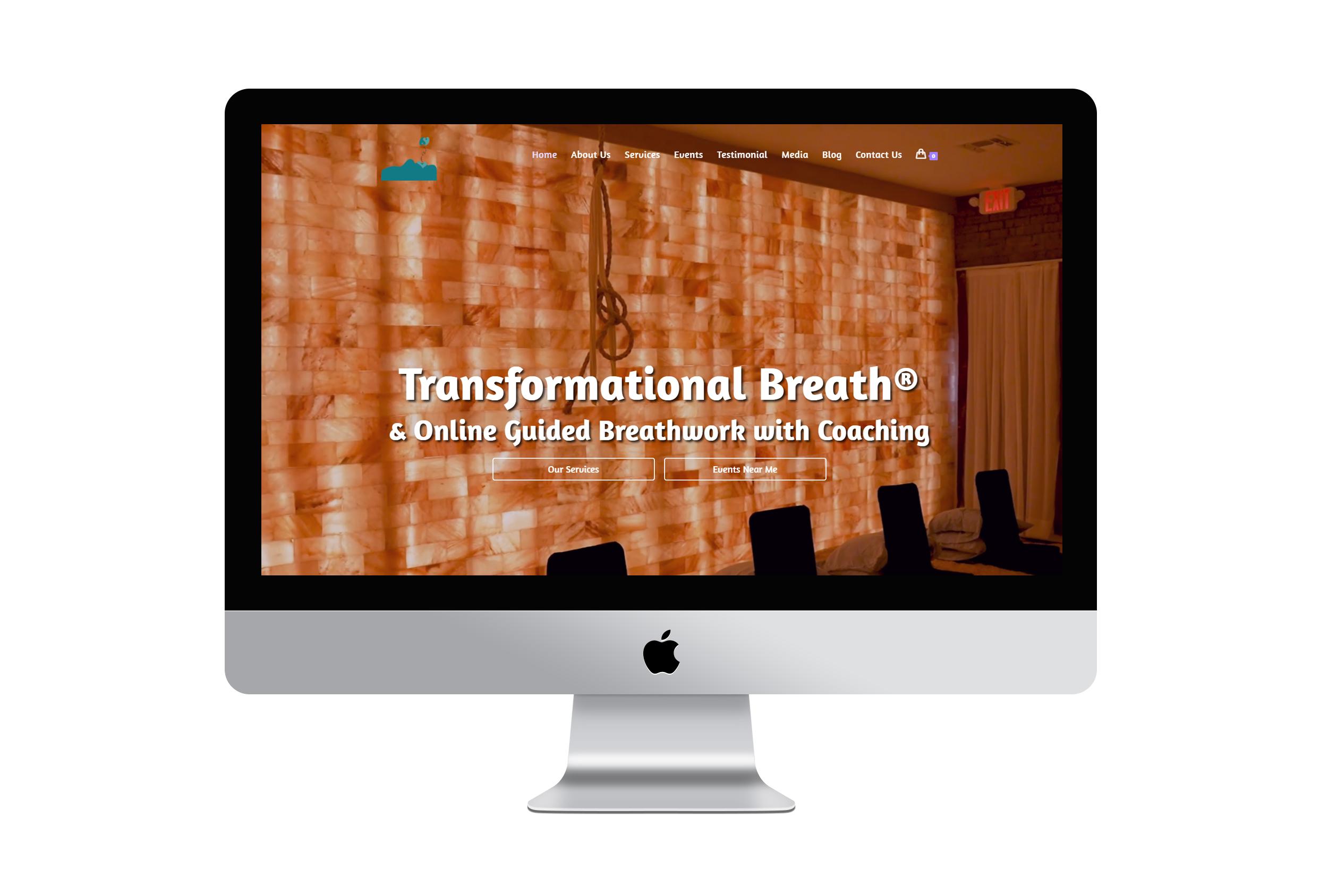 EveryDayEspo - Transformational Breath Website